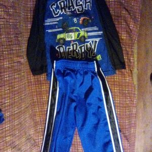 Lot of 3T Boys Outfits